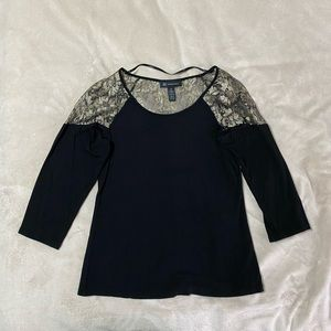 Women's size M INC shirt